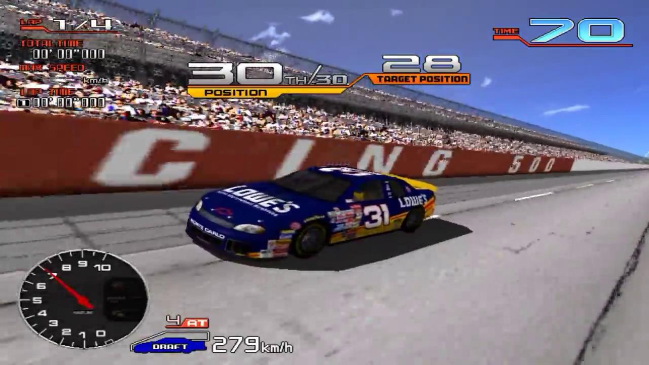 SEGA EA Sports NASCAR Arcade