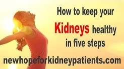 hqdefault - How To Maintain Proper Kidney Function