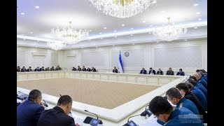 Президент Узбекистана Ш.Мирзиёев 10 января 2019г. посетил Юнусабадский район