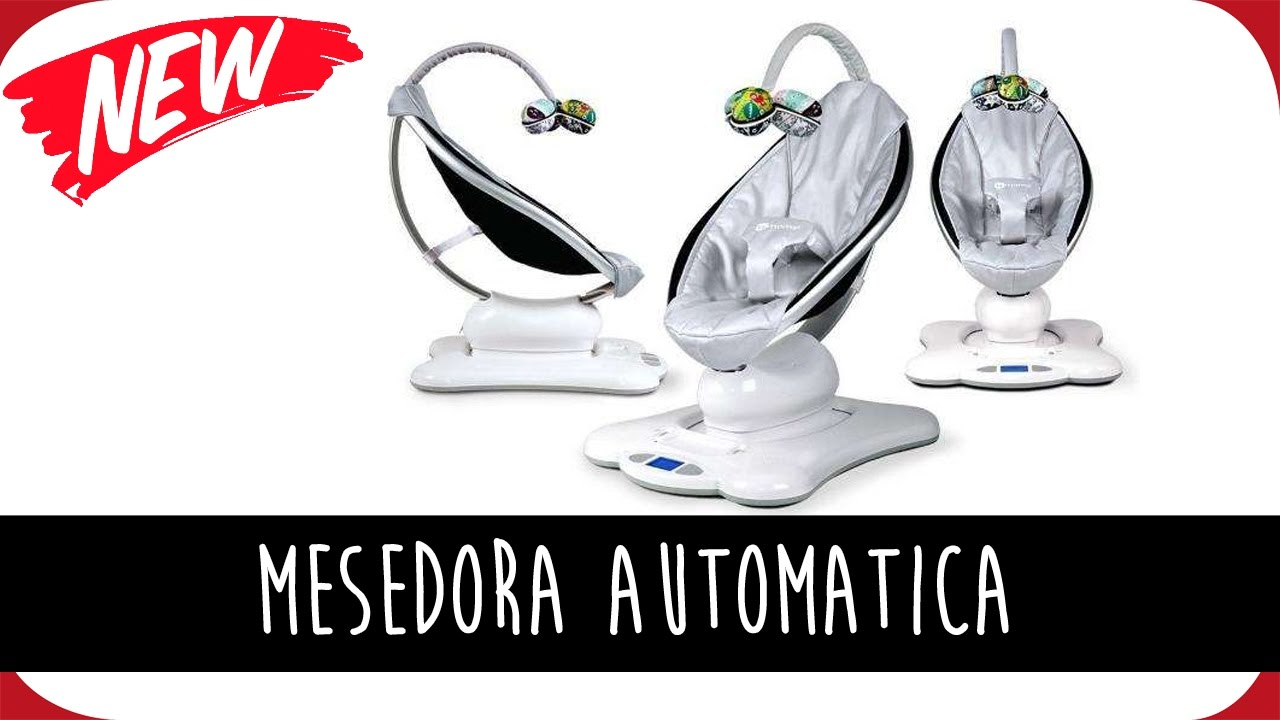 Mecedora Automtica  Para Bebe  REVISIN  YouTube