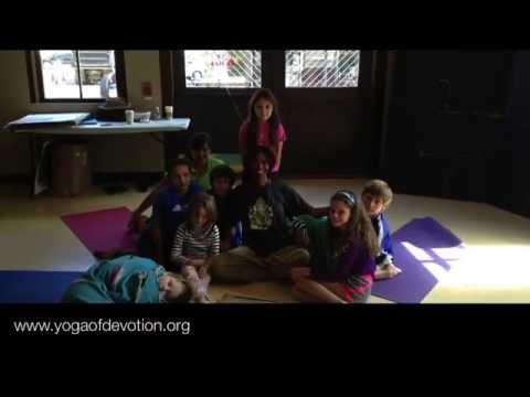 Yoga of Devotion: My India at Ah Haa School of Art 2014