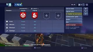 Fortnite save the world I exchange and I give for the new