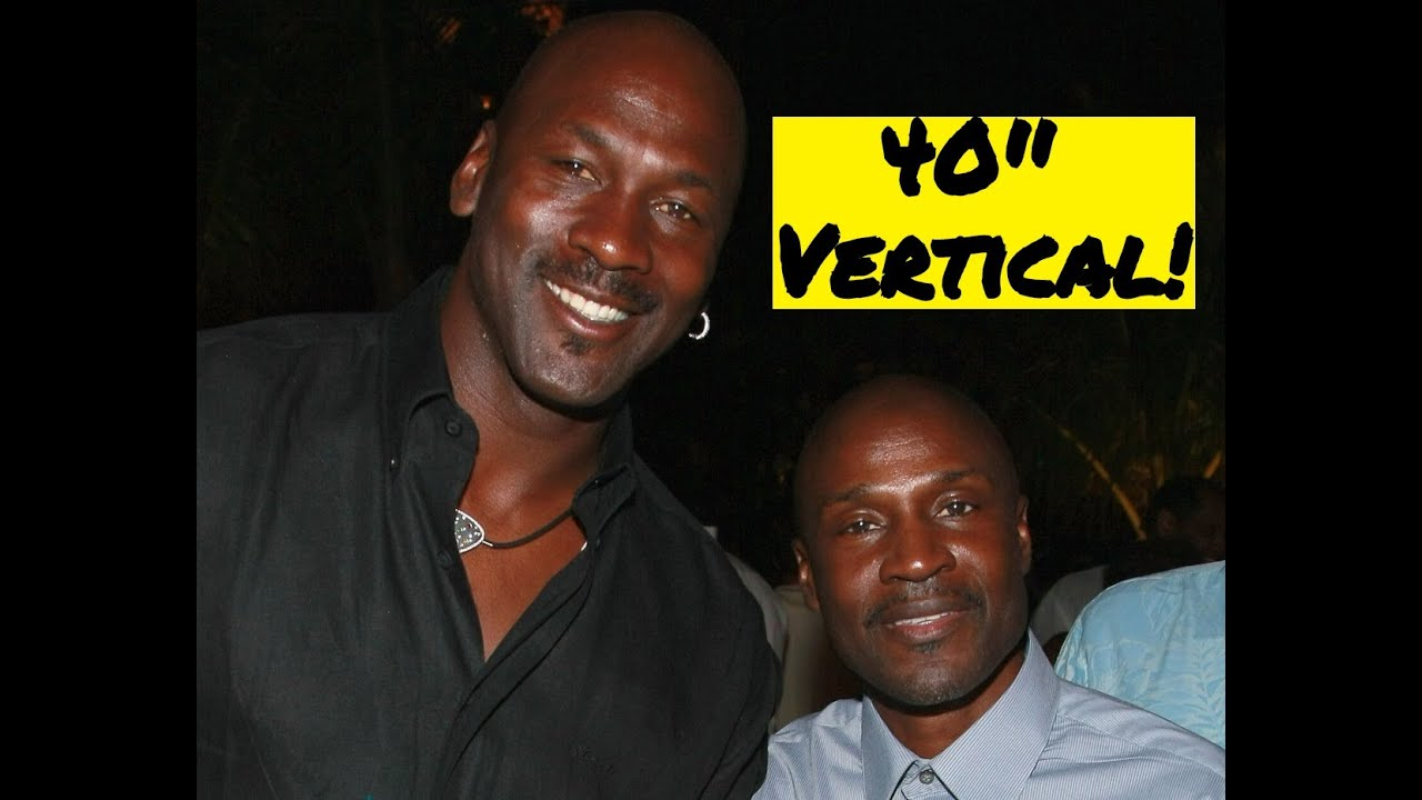 ahorre hasta 60% diseño atemporal modelado duradero Michael Jordan's Brother Has 44'' Vertical Jump! | Watch Larry ...