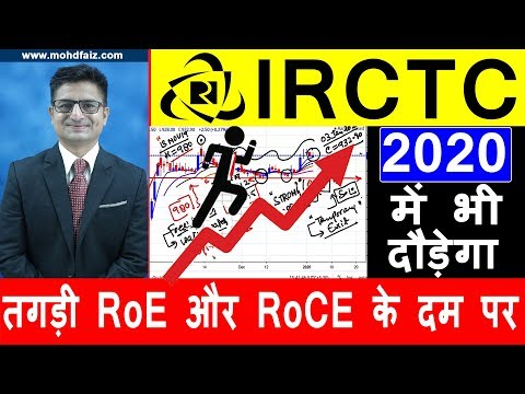 IRCTC 2020 में भी दौड़ेगा  |IRCTC Share Analysis | IRCTC Share Price Target | IRCTC  Share Review