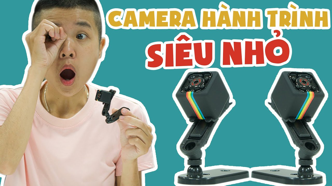 Tôm Tìm Ra Thủ Phạm Chôm Dép Bằng Camera Hành Trình Siêu Nhỏ | #Shorts