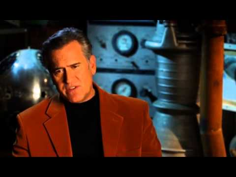 Bruce Campbell Interview - Making of Moontrap