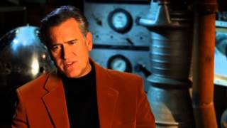 Download Video Bruce Campbell Interview - Making of Moontrap MP3 3GP MP4
