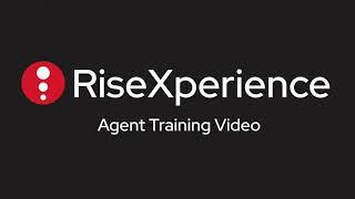 RiseXperience Agent Training Video   All Tutorials