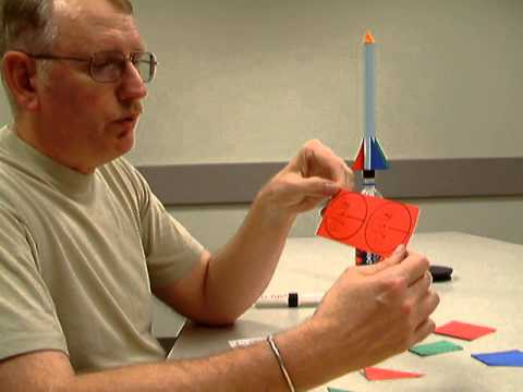Papercraft How To Build a Paper Model Rocket