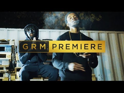 Papi ft. LD (67) - Cyther (Prod. by Loco Hill) [Music Video] | GRM Daily
