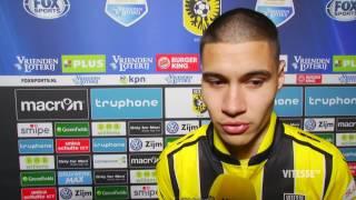 Video Gol Pertandingan Vitesse vs Willem II
