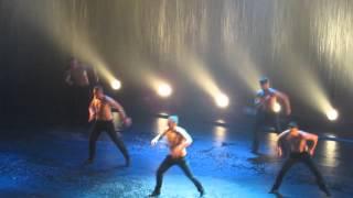"""Театр """"Искушение"""" Шоу под дождем 5 декабря 2015"""