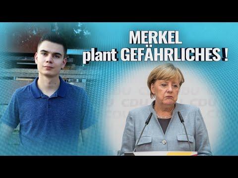 MERKEL plant GEFÄHRLICHES!