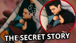 The secret story behind the adorable photo! » Watch now on Netflix!...