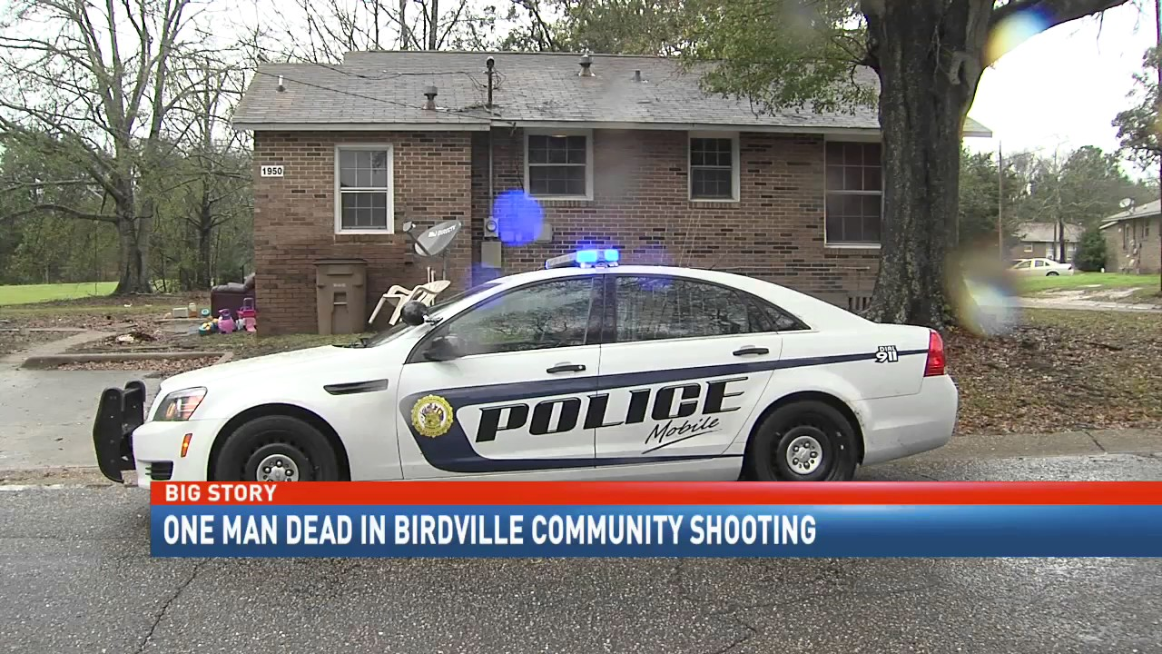 Mobile police investigating homicide in the Birdsville community - LOCAL 15  News, WPMI