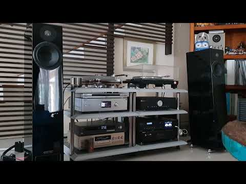 ARCAM CDS50 as DAC for MD Sampler 1