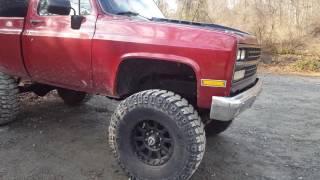 1986 Chevrolet K10 12 Valve Cummins For Sale