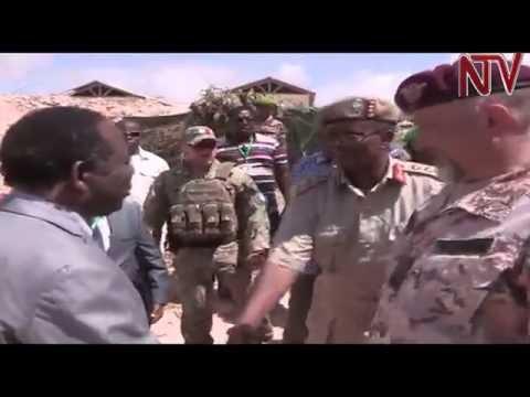 Somalia gets a military training facility in Mogadishu