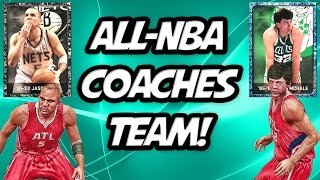 All-NBA Coaches Team - NBA 2K15 MyTeam - Onyx Jason Kidd and Sapphire Kevin McHale