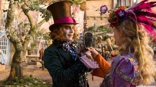 Download Джонни Депп сошел с ума? Съемки фильма Алиса в Зазеркалье Behind the scenes Mp3 and Videos