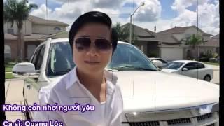 Không Còn Nhớ Người Yêu - Quang Lộc