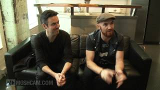 The Script Talk: Dublin Cafes, Corned Beef & Cabbage Burgers (part 5 Of 8) | Moshcam Interview