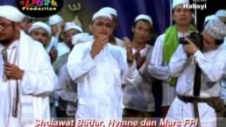 Download lagu sholawat badar hymne dan mars fpi bersama habib rizieq syihab MP3