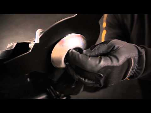 Come montare la testina portafilo o il disco di taglio