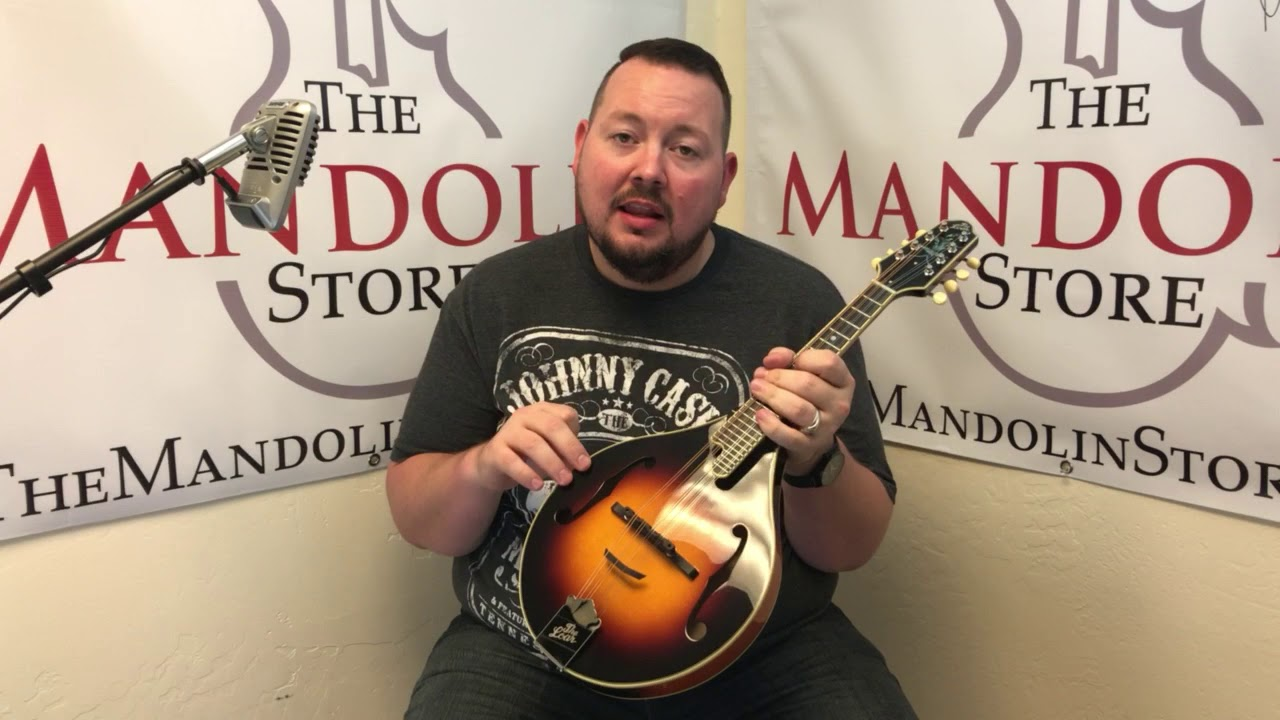 The Loar LM-400 ∙ The Mandolin Store