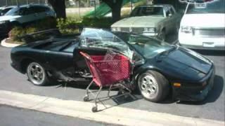 Фото машин после аварии