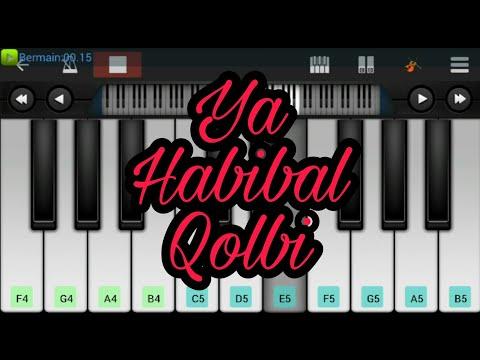 Ya Habibal Qolbi - Sabyan Gambus - Perfect Piano