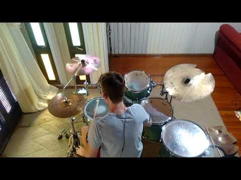 Gustavo Mioto - Coladinha em mim Part. Anitta - Drum Cover