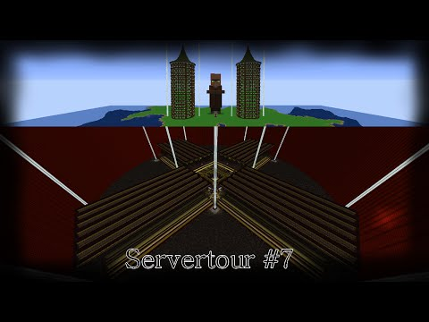 Servertour #7: The Golden Ratio of Supply and Demand | DuggedSMP
