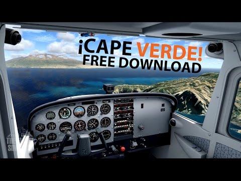 Prepar3D | Touring Cape Verde | A2A Cessna 172