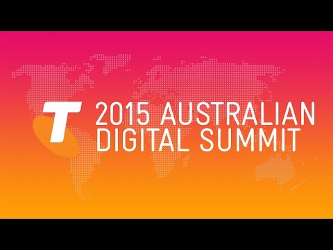 2015 AUSTRALIAN DIGITAL SUMMIT