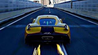 Gran Turismo Sport - Gameplay Fittipaldi Vision GT @ Tokyo Expressway [1080p 60fps]