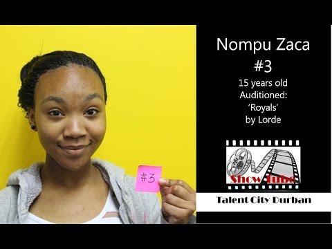 Talent City Durban - Nompu Zaca (#3)
