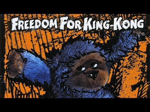 Freedom For King Kong - Souriez (officiel)