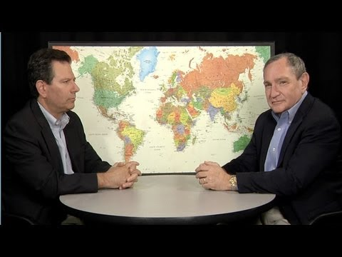 A Conversation on Syria's Future with George Friedman and Robert D. Kaplan