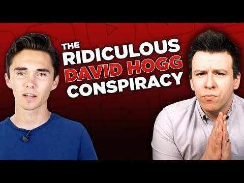 We Need To Talk About The Disgusting David Hogg Conspiracy Theories And More…
