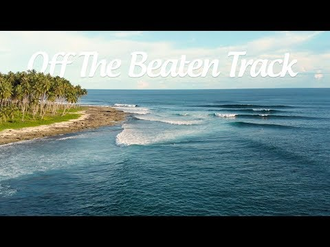 Off the beaten track - Trip surf 2018 - North Sumatra - Indonesia