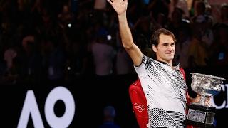 Roger Federer - Australian Open 2017 Tribute