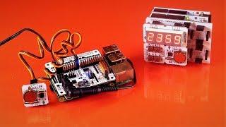 Часы реального времени для Arduino и Raspberry Pi