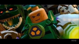 LEGO Batman 3: Beyond Gotham - All Cutscenes | Movie [HD] thumbnail