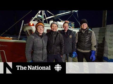Meet The All-female Lobster Crew Making Waves In N.S.