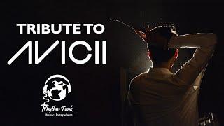 The Nights Cover by Indian Dhol -Tasha ( ढोल ताशा)  ( Tribute To Avicii) || Rhythm Funk || 2018