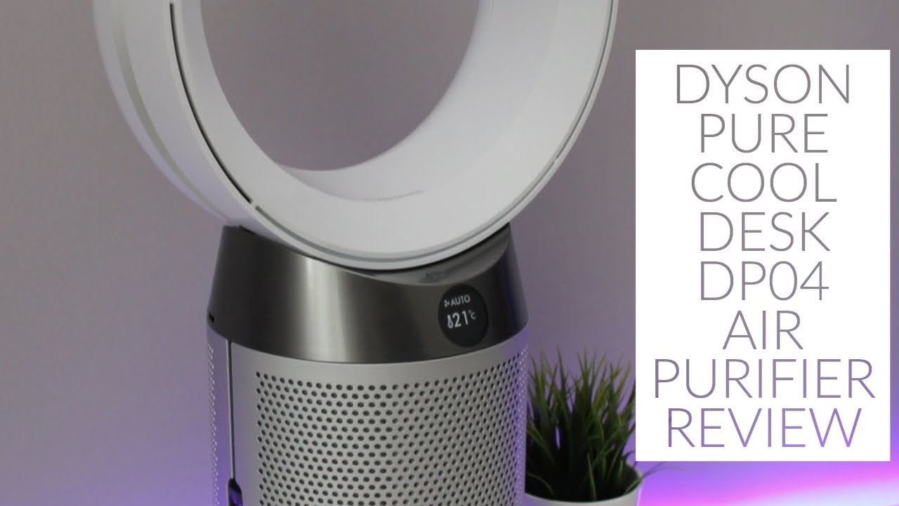 Dyson Pure Cool DP04 Desk Fan Air Purifier Review | Henry Reviews