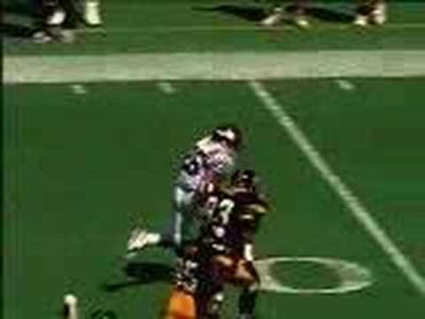 robert smith vikings 56 yard Touchdown floppy sock!
