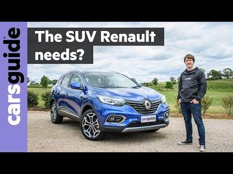 Renault Kadjar 2020 review