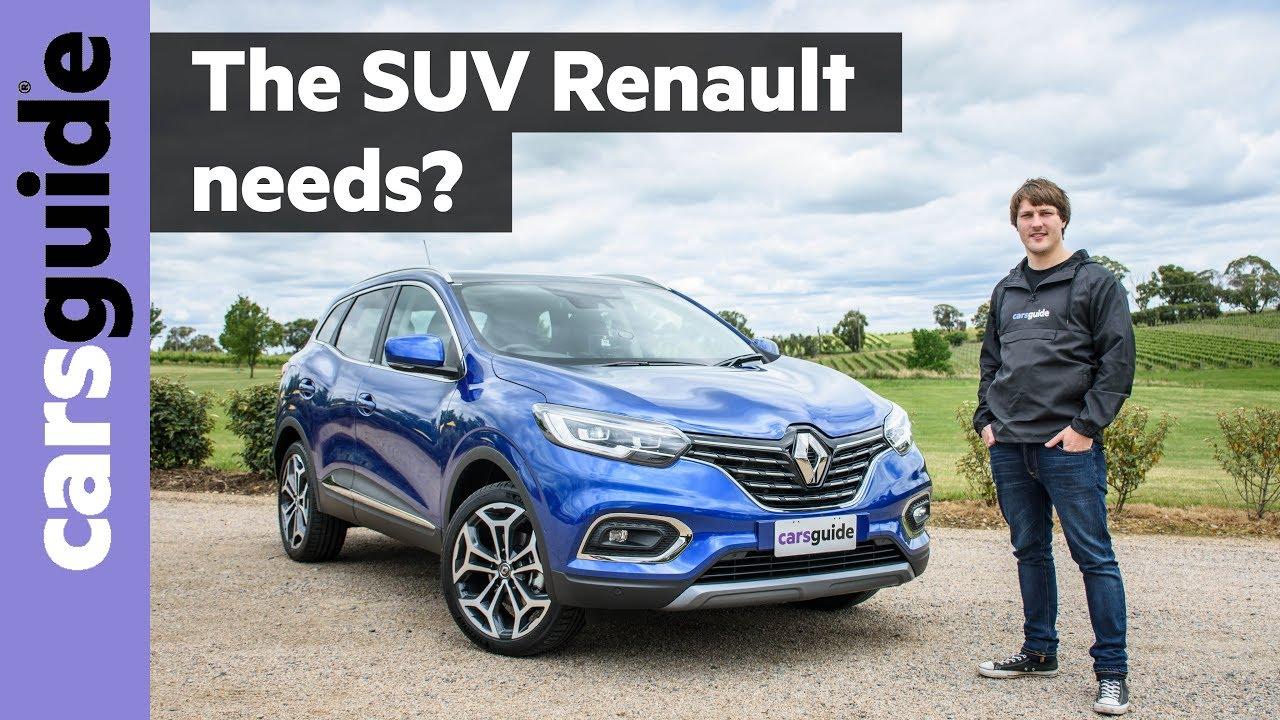 Renault Kadjar 2020 Review Youtube